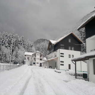 Iarna la Miruna